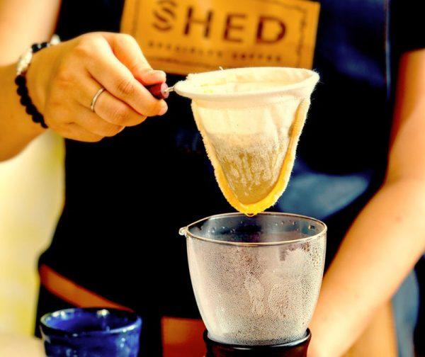 shed coffee